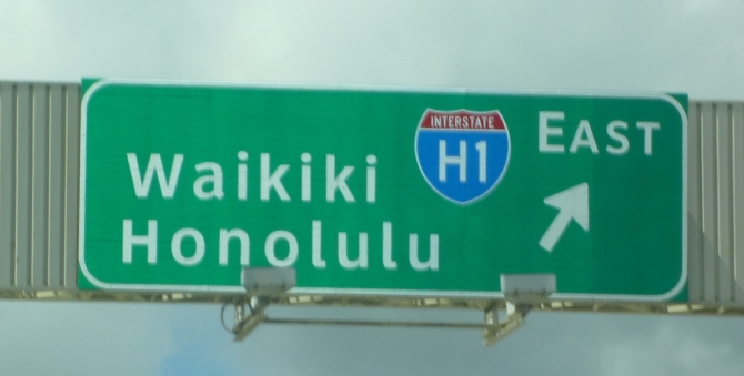 Welcome to O'ahu!