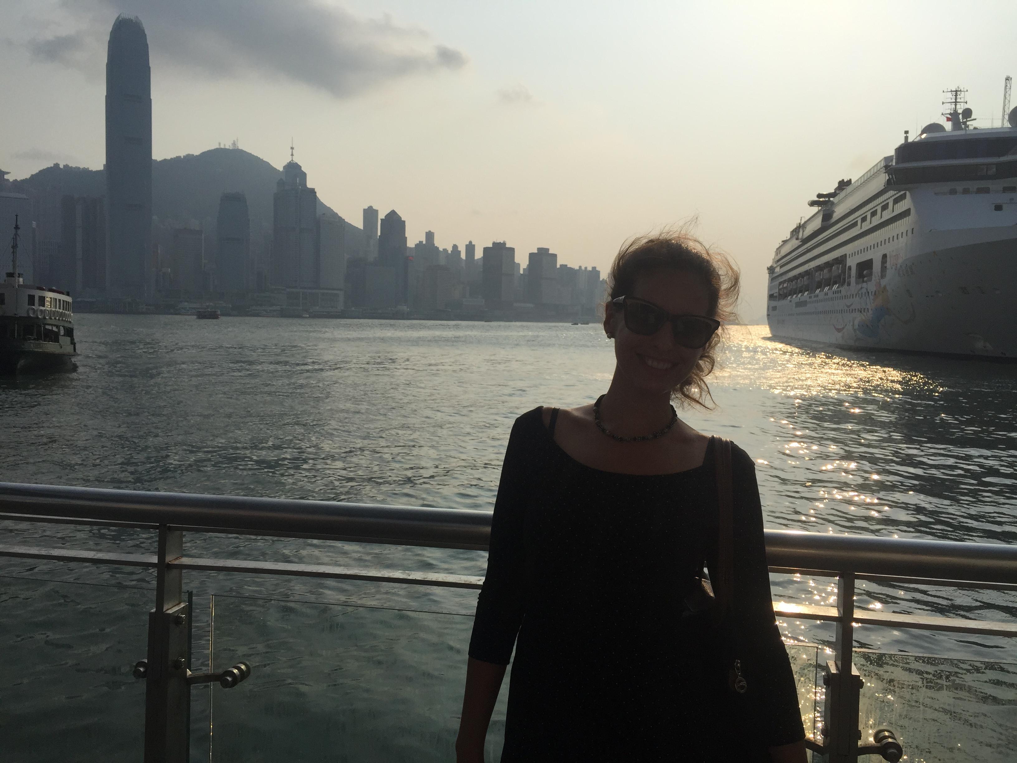 Enamorada de Hong Kong