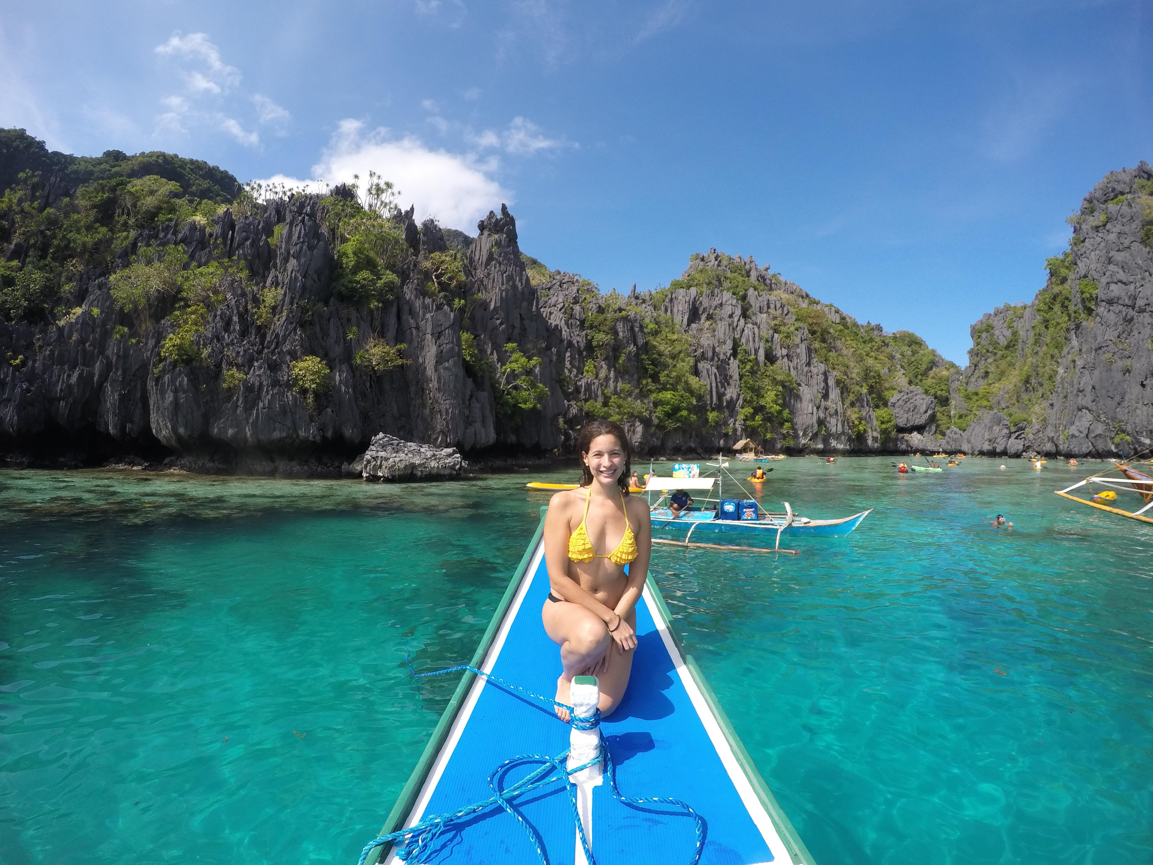 Tour A Island hopping, El Nido, Palawan