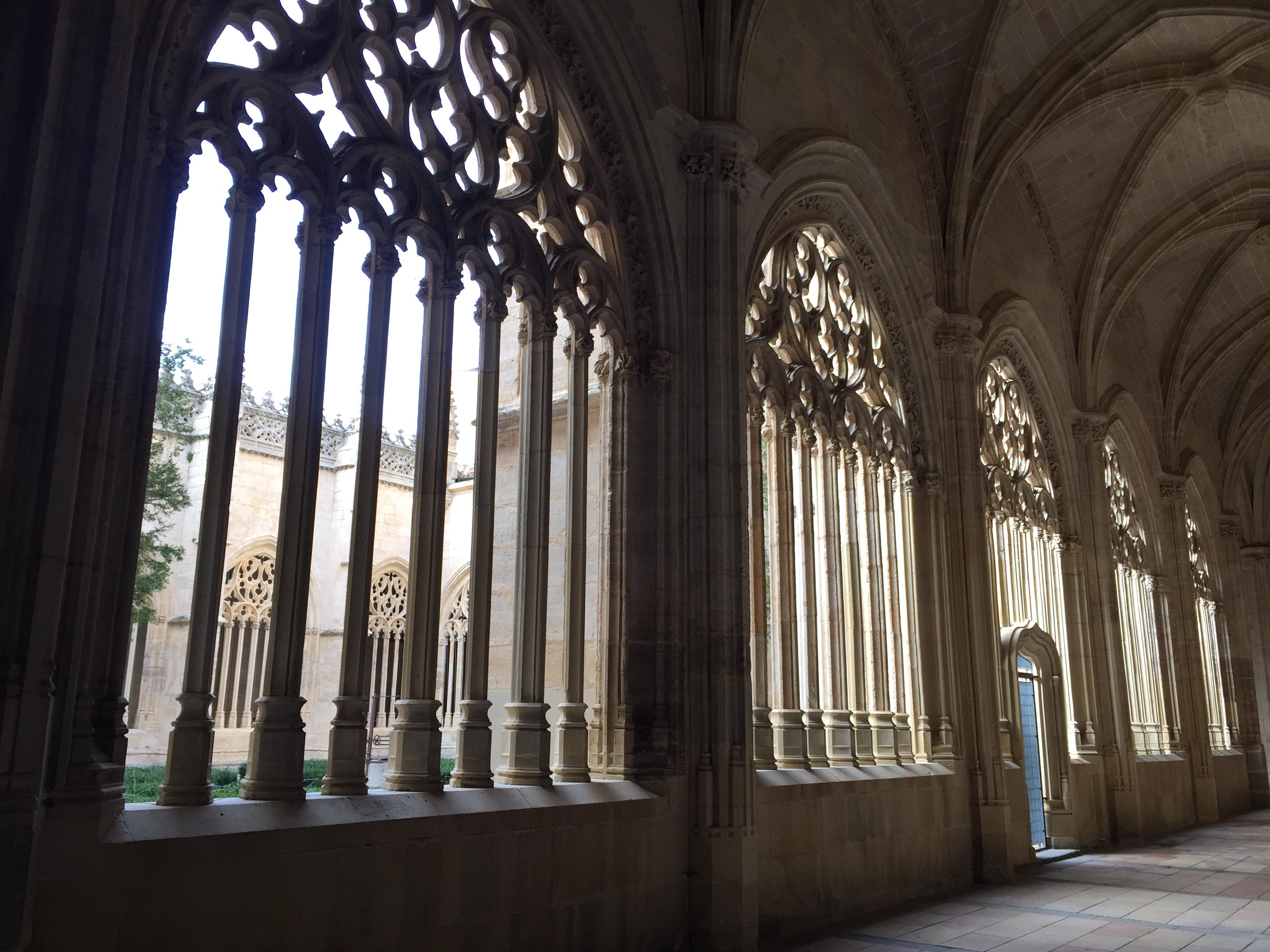 Interiors Cathedral Segovia