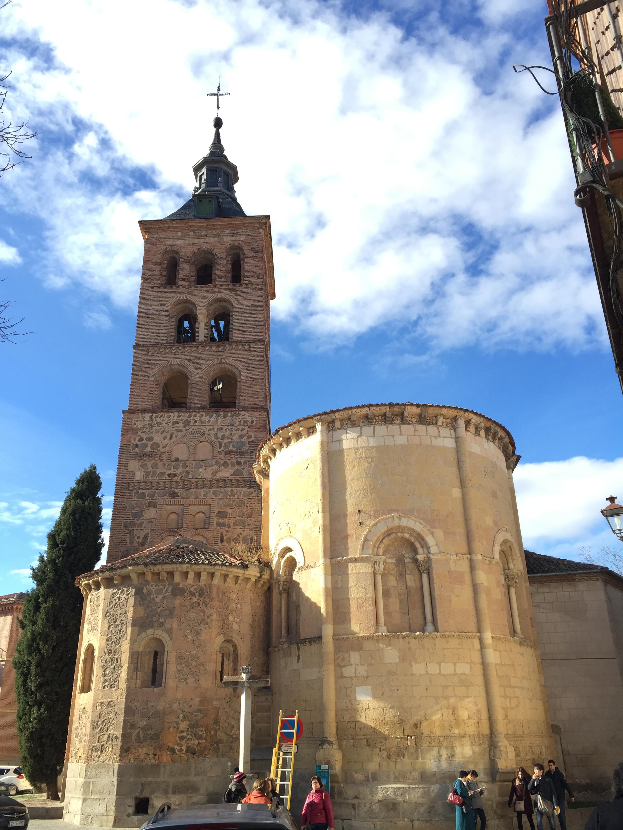 Iglesia San Andres, Segovia