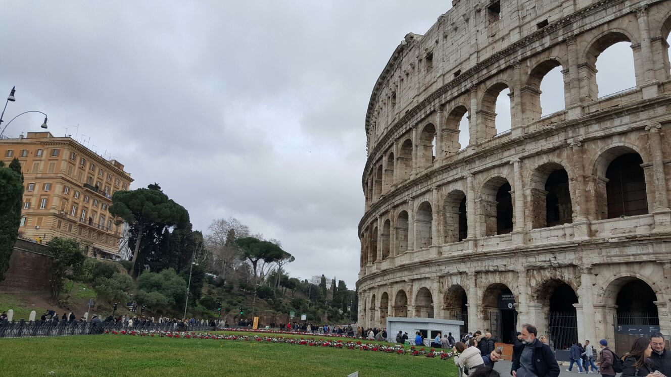 Colliseum of Rome