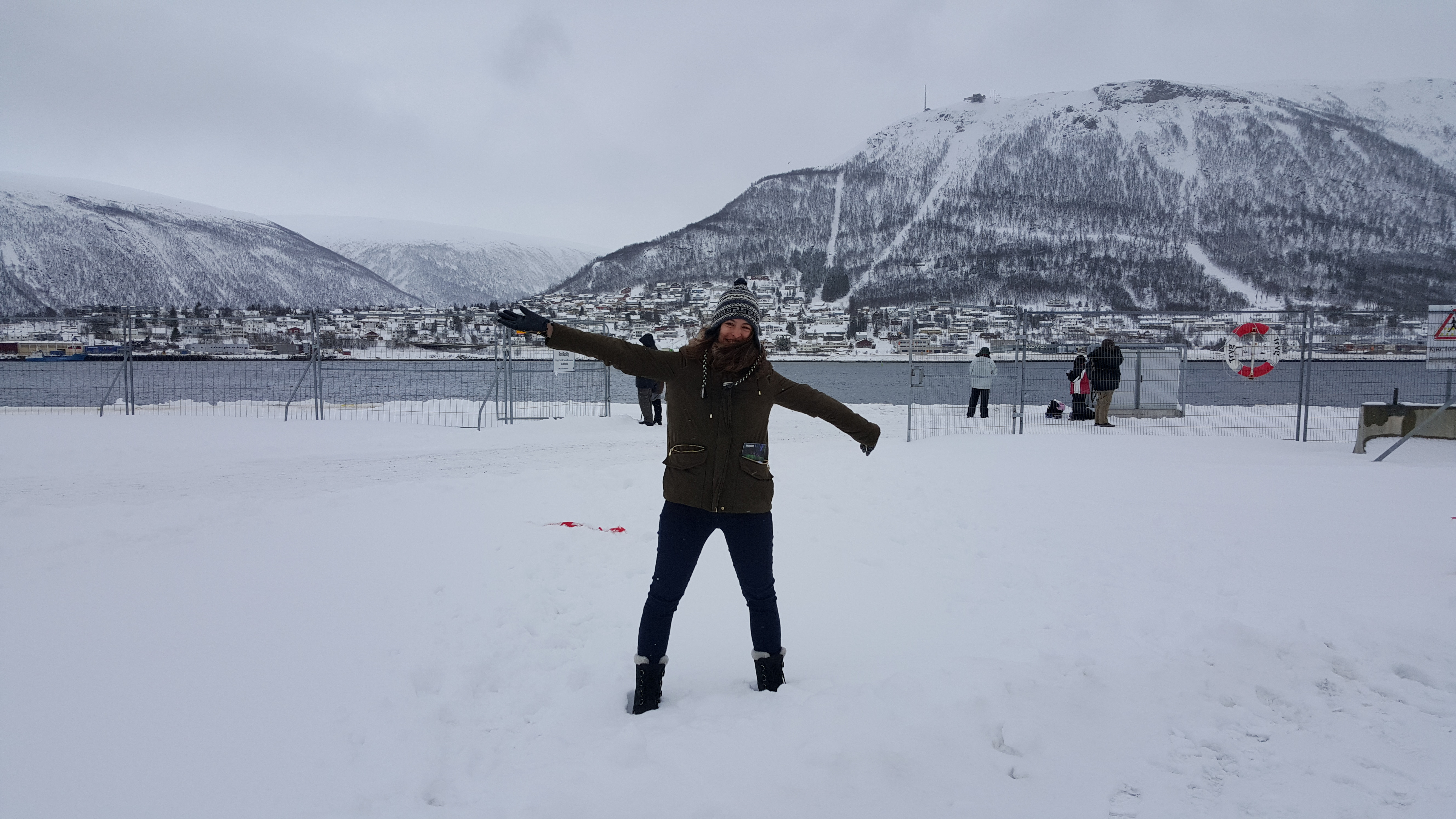 Snowed Tromso