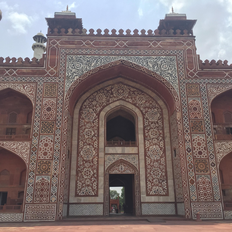Sikandra Gate