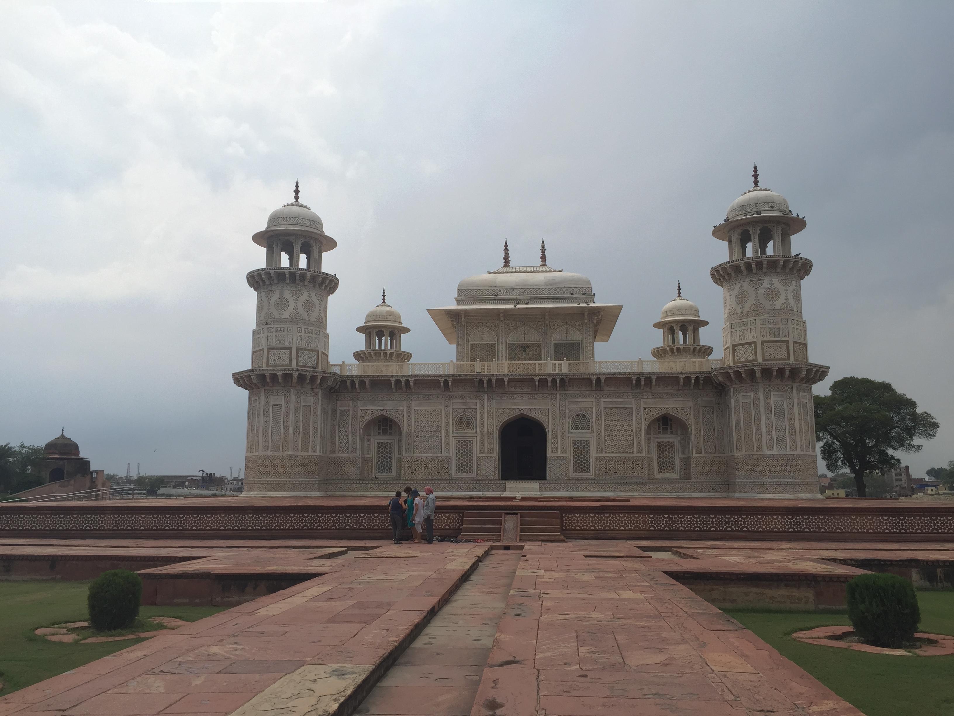 Itimad-ud-Daulah´s Tomb