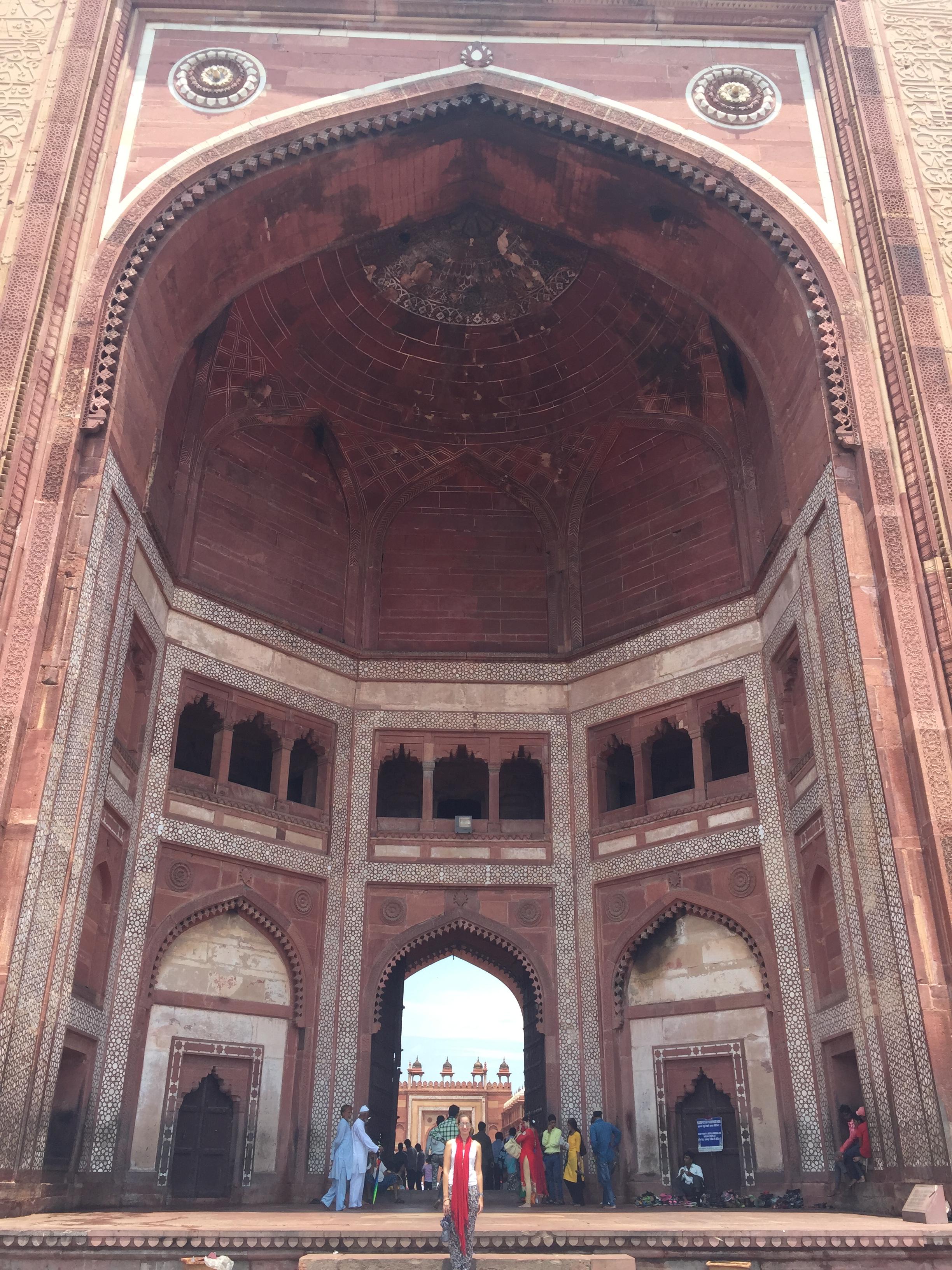 Buland Darwaza at Jama Masjid