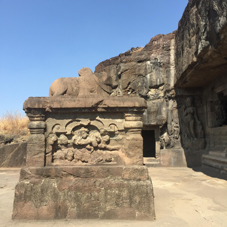Ellora Cave 21 - Hindu