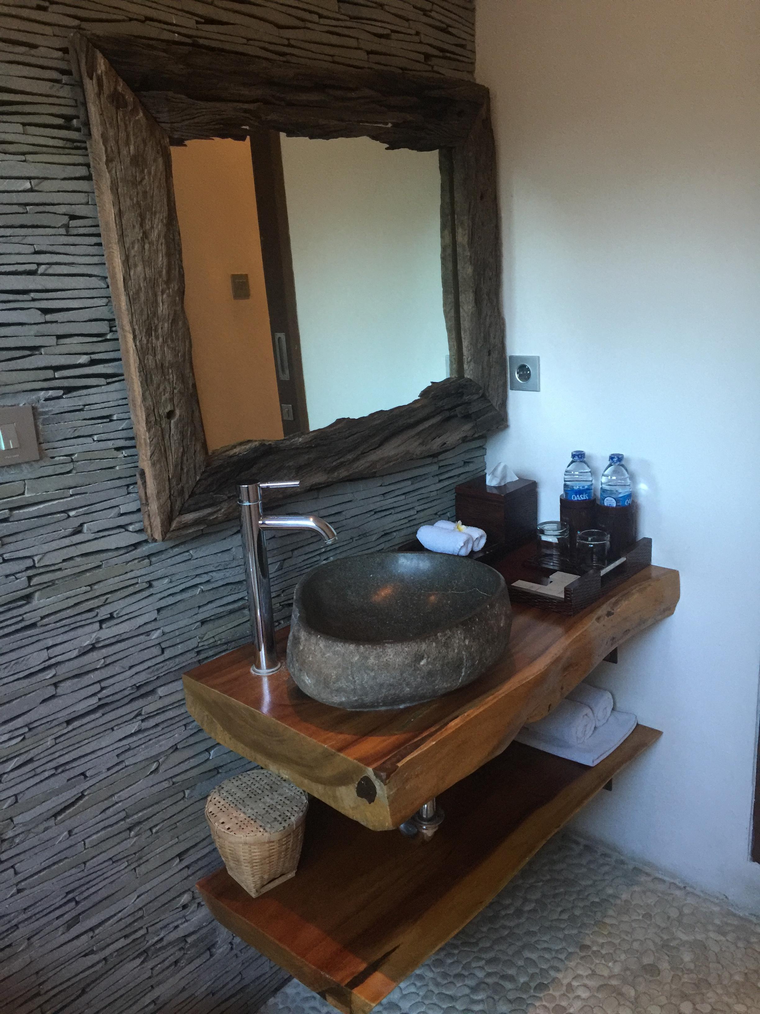 Samara Villas & Restaurant Bathroom
